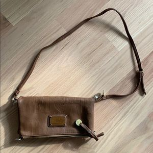Brown/tan Marc by Marc Jacobs purse